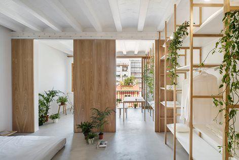 Sant Antoni Lofts - Barcelona / Spain
