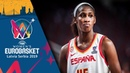 Astou Ndour (Spain) - Group Stage Highlights - FIBA Women's EuroBasket 2019