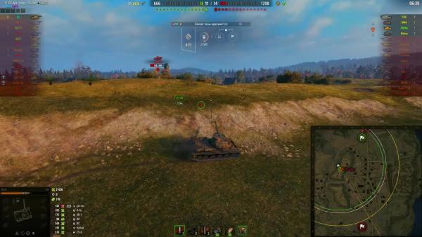 Эпический бой Он взял самые лучшие медали World of Tanks