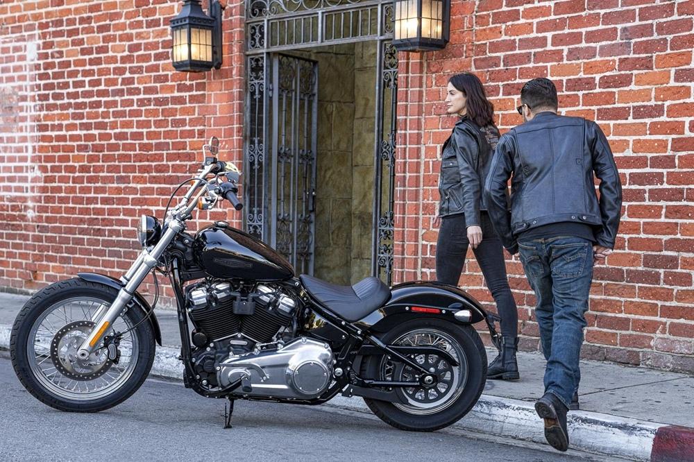 Новый мотоцикл Harley-Davidson Softail Standard 2020