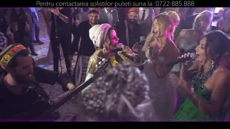 Laura Vass Formatia Kana Jambe Arabii lu Bursuc Canta Laura nasa mireasa New 2020 Live