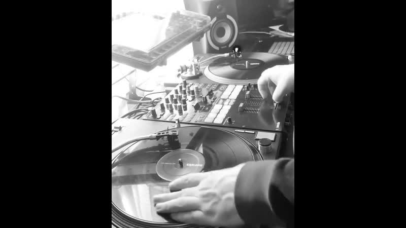 DJ Garrett.