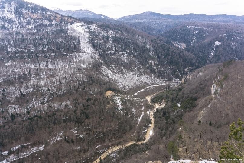 29 февраля | Монахов водопад | Встречаем весну, изображение №4