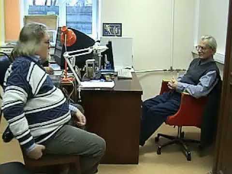 Встреча обсуждение испытаний установки Рощина Година с С М Годиным и А В Рыковым, 21 октября 2010 г