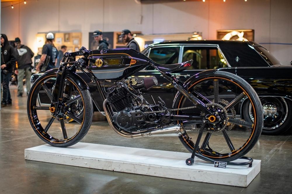 Bike Company: кастом ABC 500