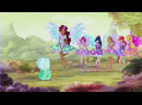 Winx Club Season 7 Episode 5 A Friend from the Past Mongolian Voice Over