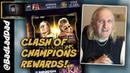 Clash of Champions, KotR and TBG Rewards : WWE SuperCard S6 Ep15