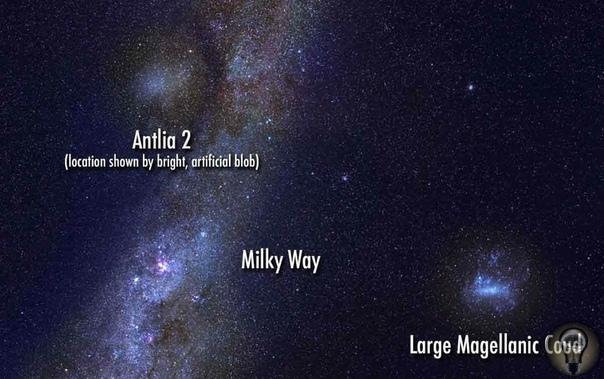 Что может рассказать о темной материи столкновение галактик