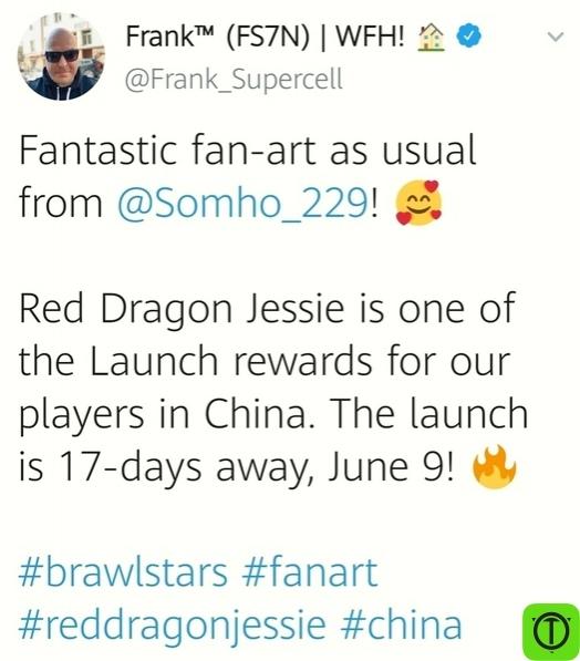 Фрэнк на странице в Twitter: Прекрасный фан-арт от