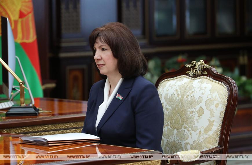Лукашенко: у нас пока нет оснований переносить президентские выборы