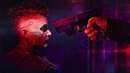ULTRABOSS MOONCHILD Dark Synthwave Cyberpunk