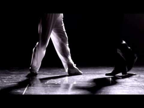 Tango amazing dance of men