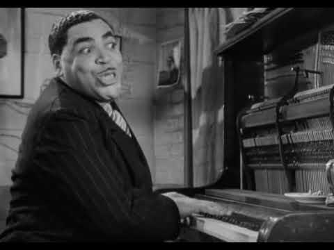 Fats Waller Ain't Misbehavin' Stormy Weather 1943