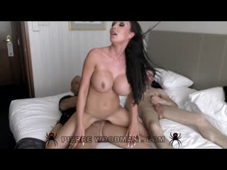Patty Michova ( XXXX - First DP for a real bitch) [2019, Gonzo Hardcore All Sex Anal DP ПОРНО КАСТИНГ МИЛФА АНАЛ СИСЬКИ МИНЕТ]