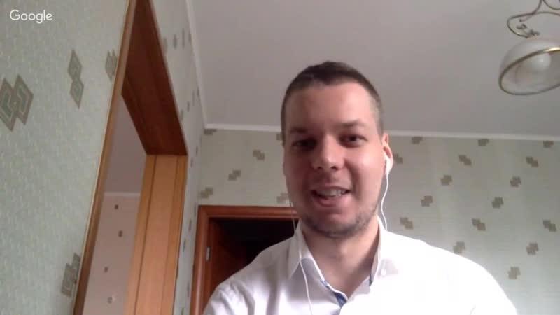Отзыв о коучинге Игоря Крестинина от Ильнура Юсупова победителя Безумной партне