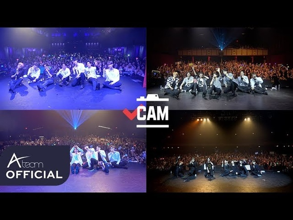 180903 VCAM 브이캠 EP.48 VAV 2018 MEET LIVE IN US 1