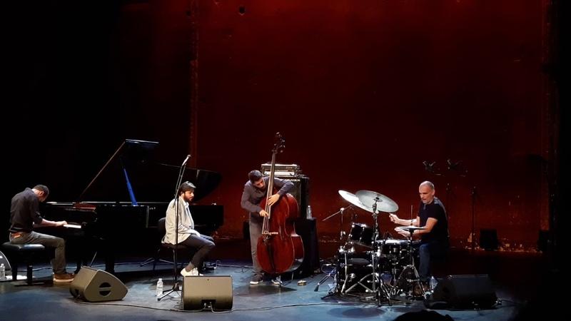 Salvador Sobral at Théâtre des Bouffes du Nord Paris 2 France 2019
