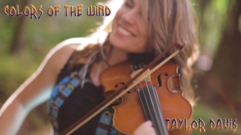 Colors of the Wind (From Disneys Pocahontas) - Violin Cover - Taylor Davis
