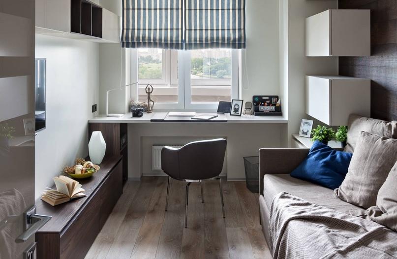Увеличиваем квартиру при помощи подоконника, изображение №1