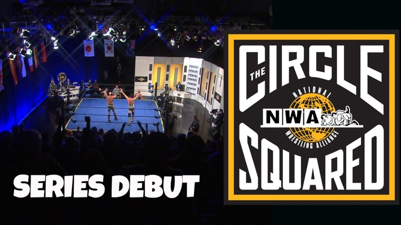 NWA The Circle Squared | PJ Luke Hawx vs. Dean Neal | Episode 1