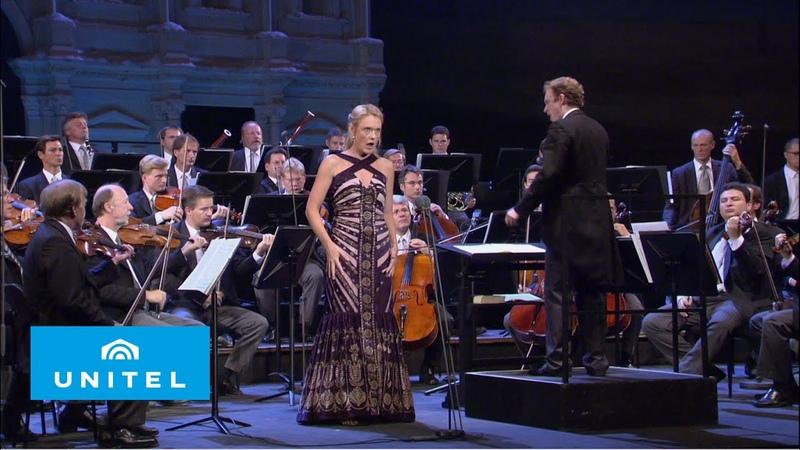 Magdalena Kožená Mozart La clemenza di Tito Act 1 Parto ma tu ben mio