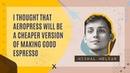 AeroPress Coffee With Michal Molcan Standart Magazine AEROPRESS MOVIE