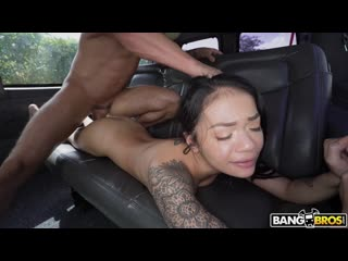 [BangBus] Paisley Page - Gets A Better Ride