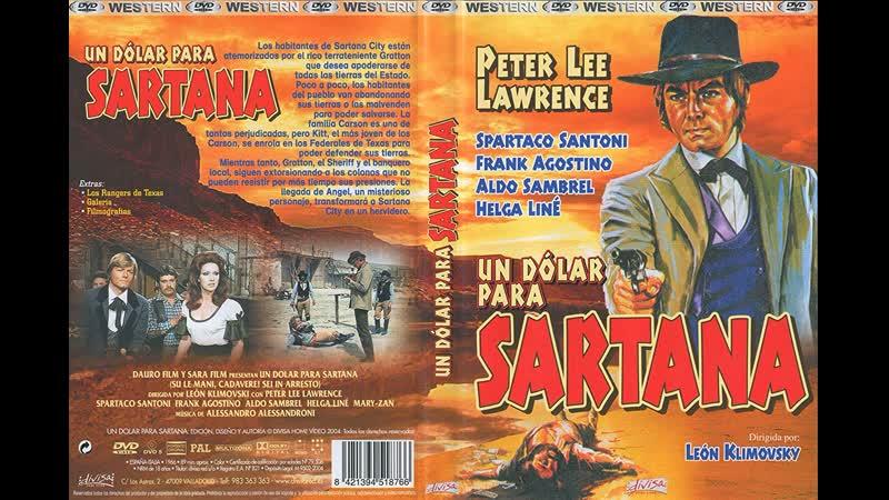 Su le mani cadavere Sei in Arresto Un Dólar para Sartana 1971 Español