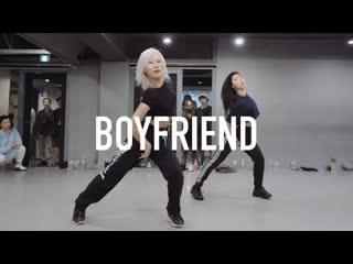 1million dance studio ariana grande social house boyfriend ⁄ jin lee x bengal choreography