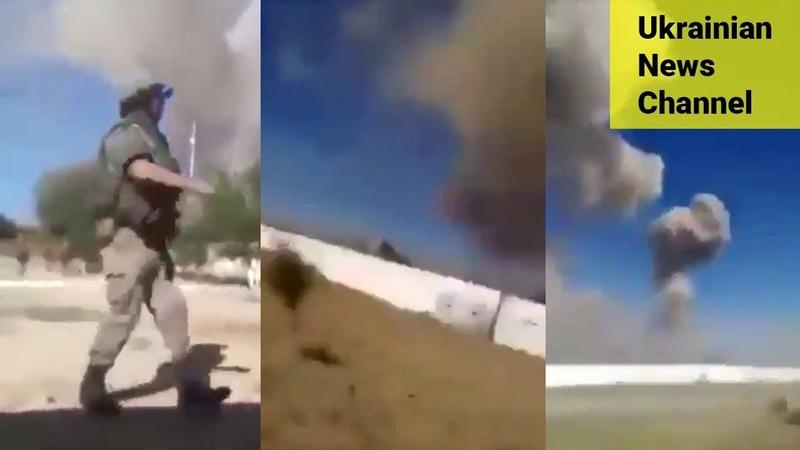 Турецькі бойові дрони нанесли удар по військовій базі асадитів у Сирії