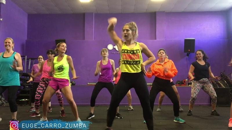CHICA SEXY CUARTETO ZUMBA FITNESS DANCE