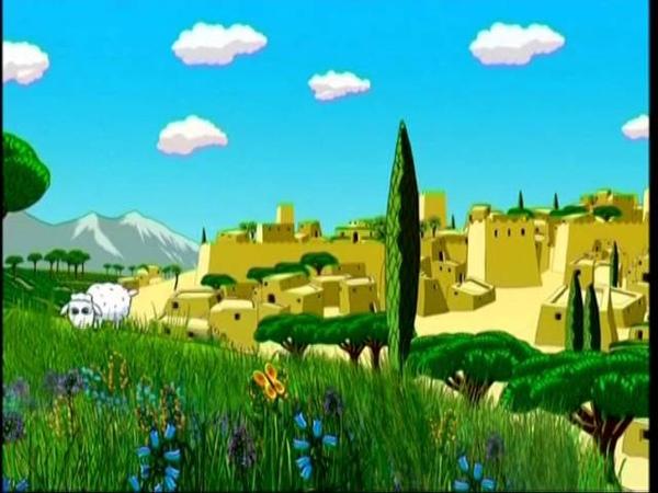 Истории Ветхого Завета. Вавилонская башня — Телеканал Радость моя