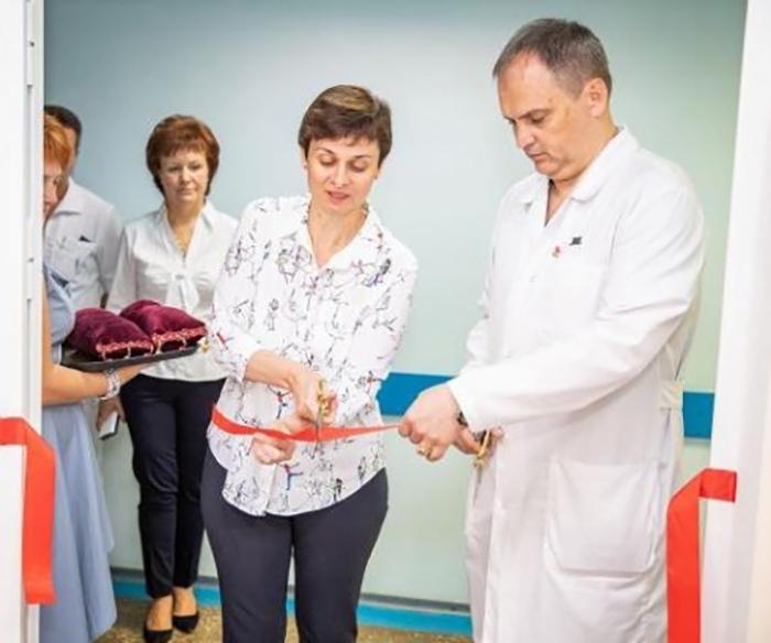 В БСМП Таганрога устанавливается современное цифровое рентгенодиагностическое оборудование