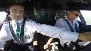 Этот удивительный Шамиль!  ( Знайте, он начал карьеру пилота в 44 ! )