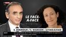 Eric Zemmour VS Emmanuelle Wargon sur les éoliennes et le nucléaire (Face à l'info 24 02 2020)