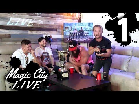 Magic City Live Season 1 Episode 1 Pilot featuring special guest Adam Scherr (Braun Strowman)