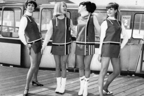 ОХ УЖ ЭТА МИНИ: 7 ИНТЕРЕСНЫХ ФАКТОВ О МИНИ-ЮБКЕ Мини-юбка вот уже 50 с лишним лет остается одним из самых модных предметов одежды. Эту короткую юбочку, пожалуй, можно найти в гардеробе каждой