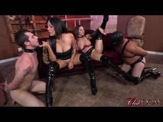 Jamie Valentine, Kylie Rogue: Boot Licking Chindo Sluts