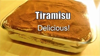 Tiramisu Classic Authentic Italian Recipe tiramisu dessert