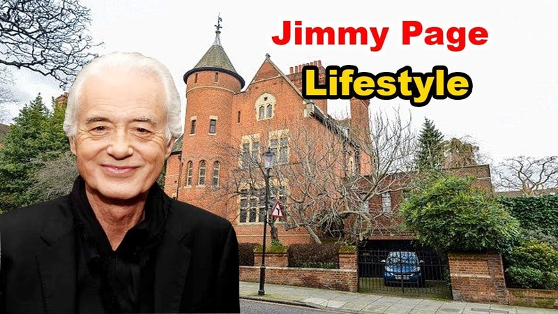Jimmy Page - Lifestyle, Girlfriend, Family, Net worth, House, Car, Age, Biography 2019
