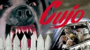Треш обзор фильма Куджо пёс убийца от мастера ужасов Стивена Кинга