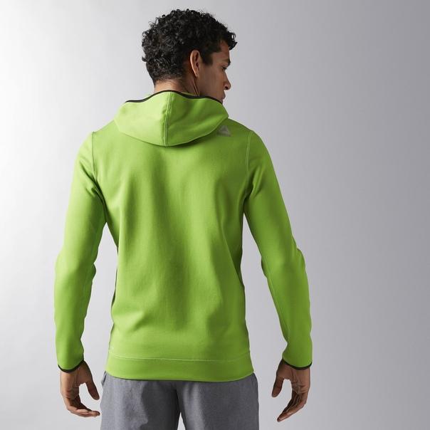 Худи Quik Cotton Full Zip image 2