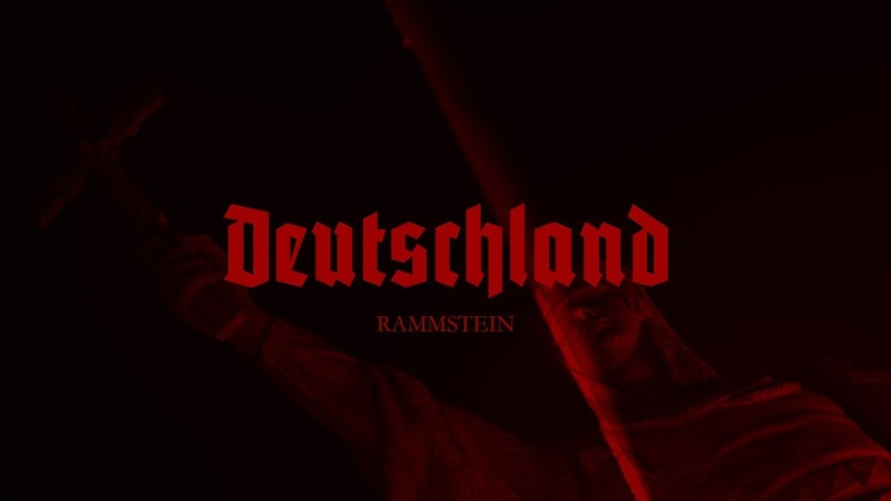 Rammstein Deutschland Official Video