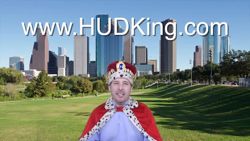 Alvin HUD Homes - HUD King tours 6018 Wickwillow