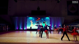 DANCE INTEGRATION 2019 - 2202 - Аэропорты - Фейерверк, Ухта