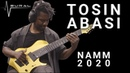 NAMM Show 2020 Tosin Abasi Performing at the Neural DSP Booth