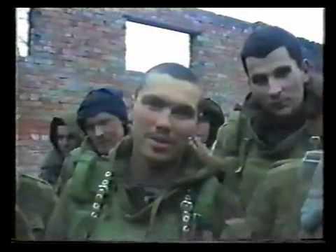 Морпехи в Чечне