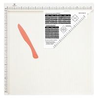 Доска для биговки многофункциональная Рукоделие DDB-03 (30.5x30.5см) 1290 р.