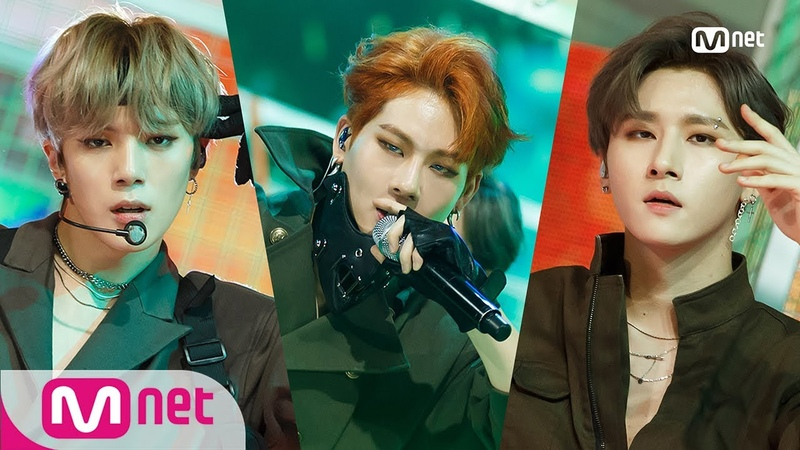 MONSTA X - SHOOT OUT (Comeback Stage | M COUNTDOWN 181025 EP.593)
