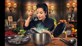 Шоу 1 Кухня:Перезагрузка ч.3 - 23 выпуск - Салат и жульен/ФИНАЛ